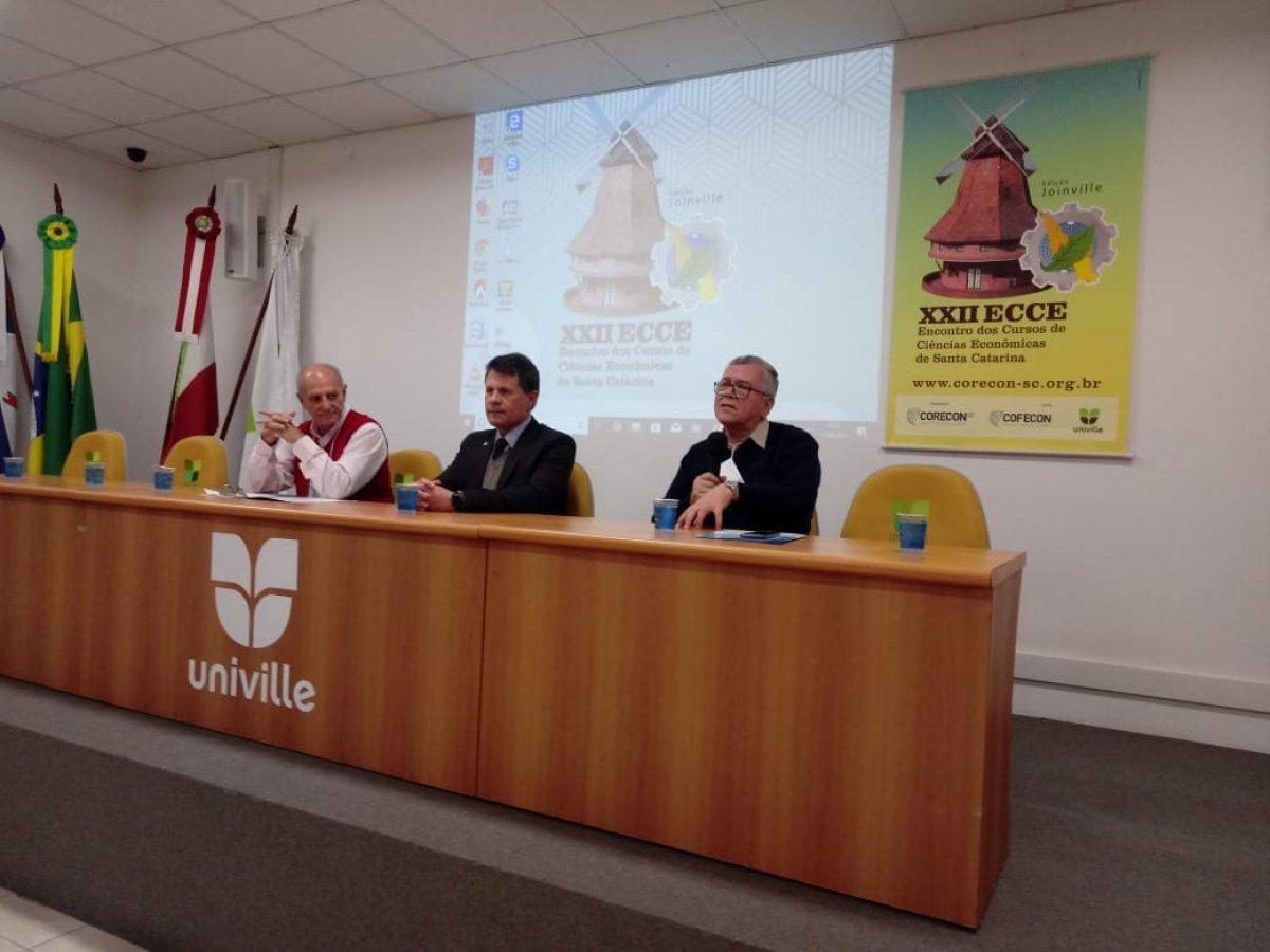 Encontro dos Cursos de Ciências Econômicas (Ecce) de 2020 será realizado em Blumenau - Corecon/SC