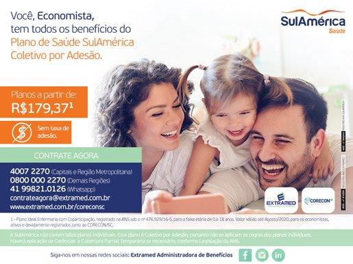 Planos de Saúde - Corecon/SC