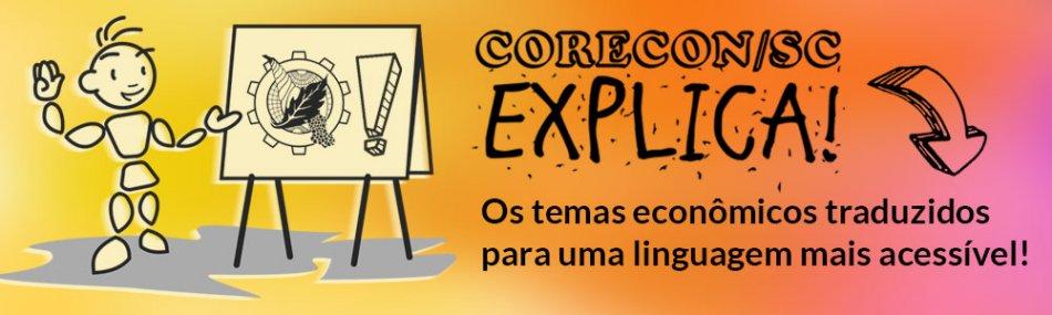 Corecon-SC Explica! fala mais sobre o Coronavoucher - Corecon/SC