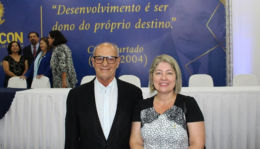 Ex-presidente do Corecon-SC assume como conselheiro efetivo do Cofecon - Corecon/SC